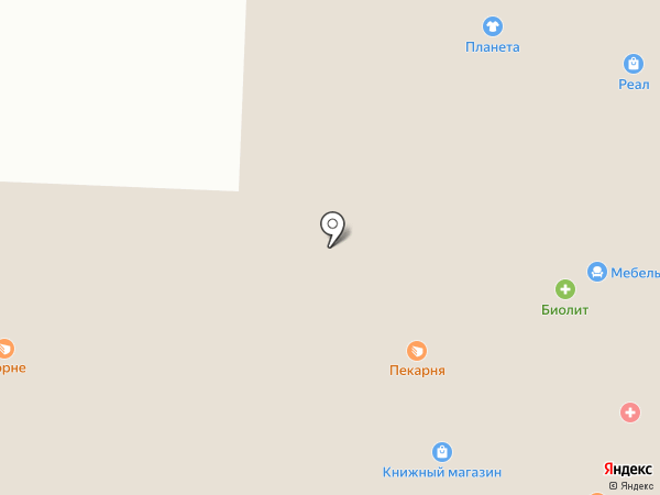 Данилка на карте Маймы