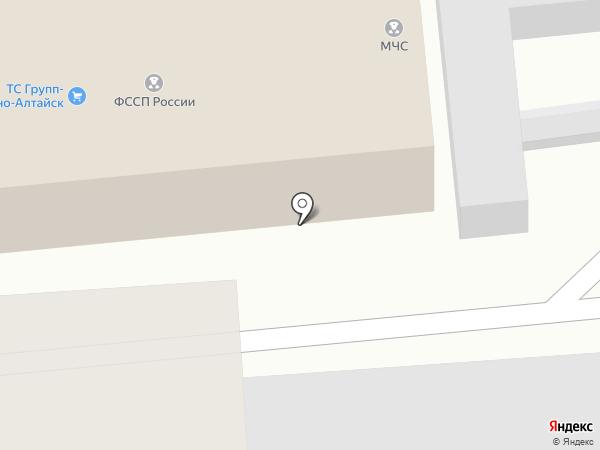 Майминский районный отдел судебных приставов на карте Маймы