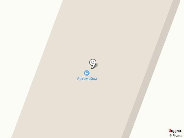 Автомойка на Чуйском на карте Маймы