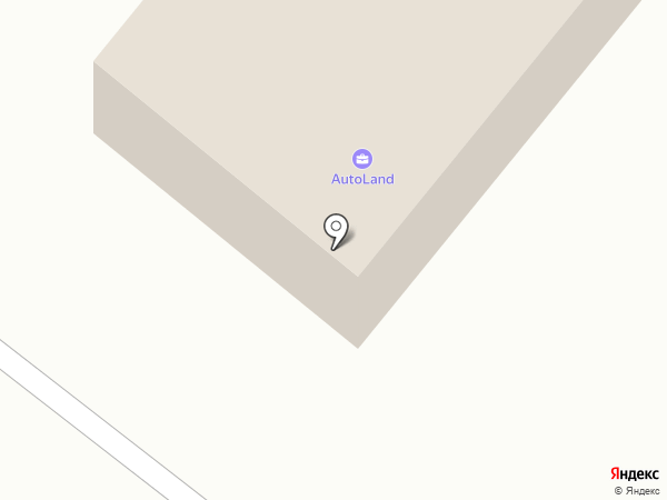 Auto Land на карте Горно-Алтайска
