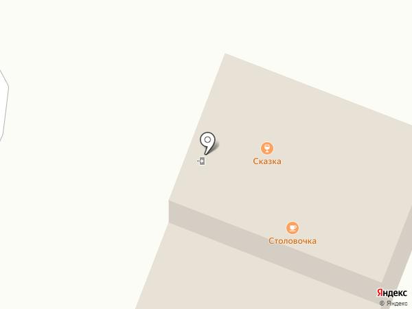 Сказка на карте Маймы