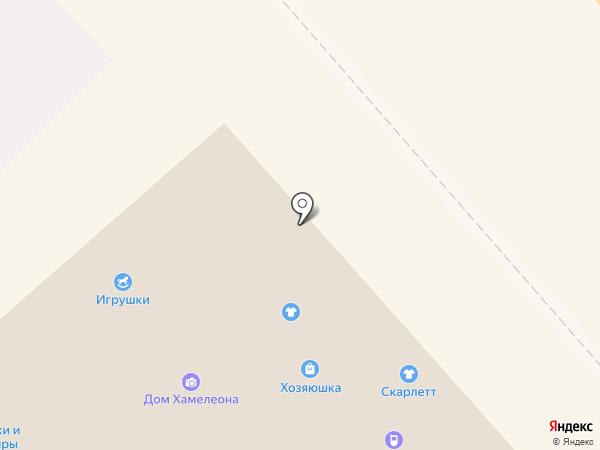 Олимп на карте Горно-Алтайска