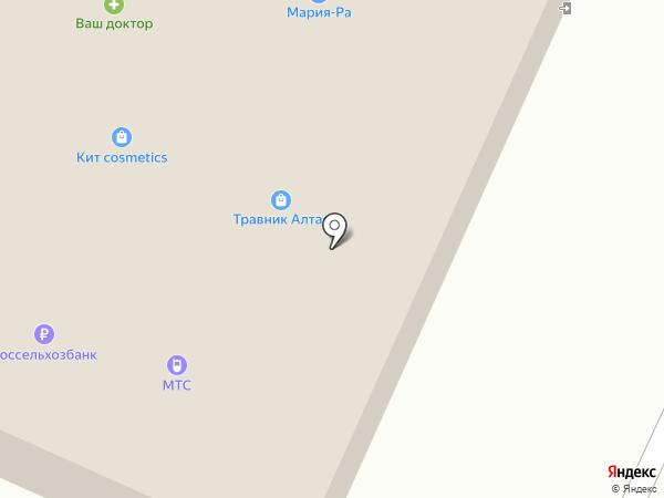 Мария-Ра на карте Маймы