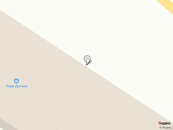 Гараж04 на карте Горно-Алтайска