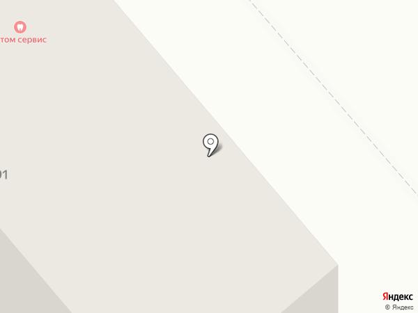 Стом Сервис на карте Горно-Алтайска