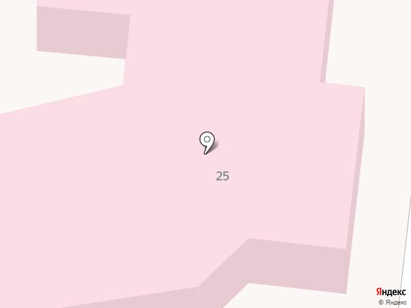 Республиканский наркологический диспансер на карте Горно-Алтайска