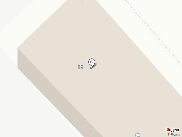Социальная парикмахерская на карте Горно-Алтайска