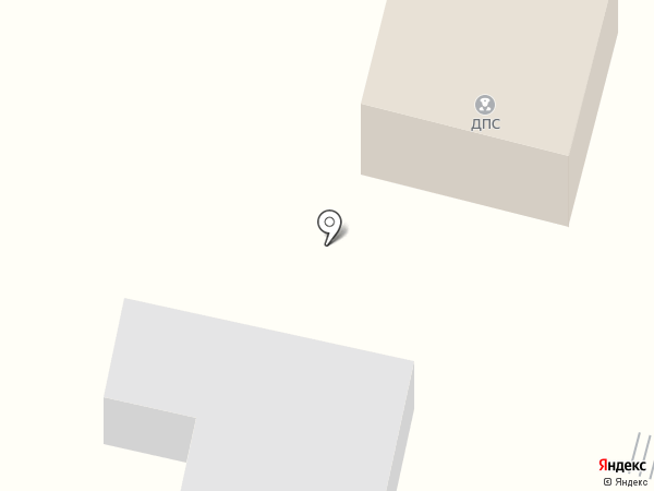 Стационарный пост ДПС Майма на карте Маймы