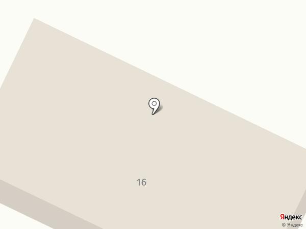 Продовольственный магазин на карте Мирного
