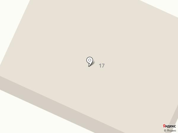 Доярушка на карте Мирного