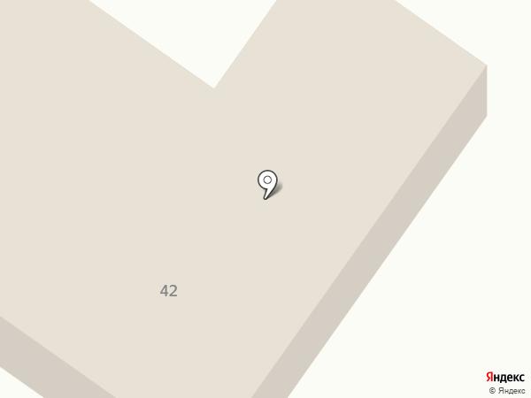 Виктория на карте Гурьевска