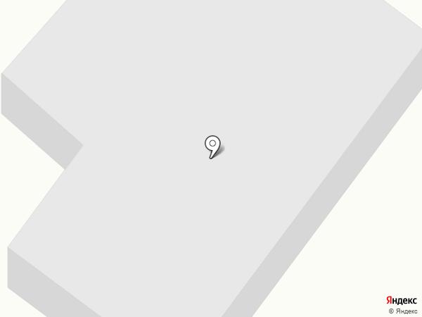 Шиномонтажная мастерская на ул. Суворова на карте Гурьевска
