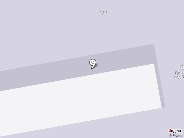 Детский сад №14 на карте Горно-Алтайска