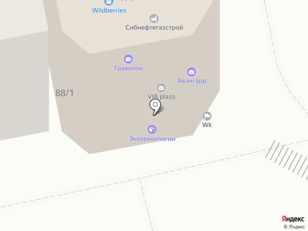 Туулу Алтай на карте Горно-Алтайска