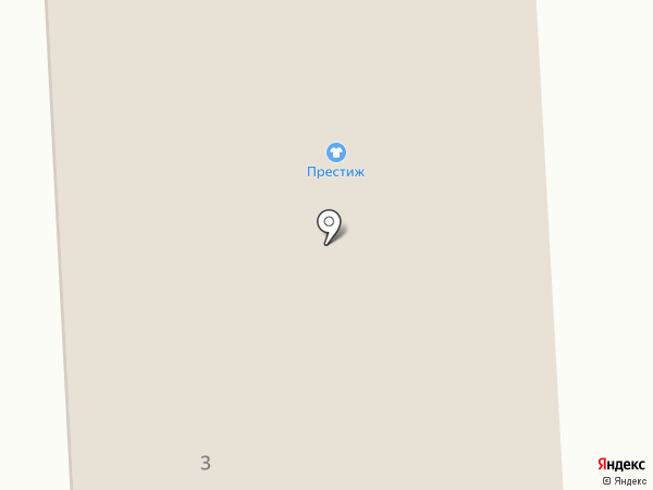 Престиж на карте Гурьевска