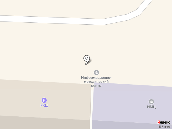 Информационно-методический центр в системе дополнительного педагогического образования (повышения квалификации) Гурьевского муниципального района на карте Гурьевска