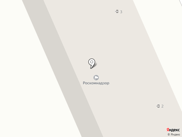 Территориальный отдел Управление Роскомнадзора по Алтайскому краю и Республике Алтай в г. Горно-Алтайск на карте Горно-Алтайска
