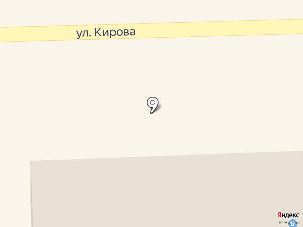 Автомир на карте Гурьевска