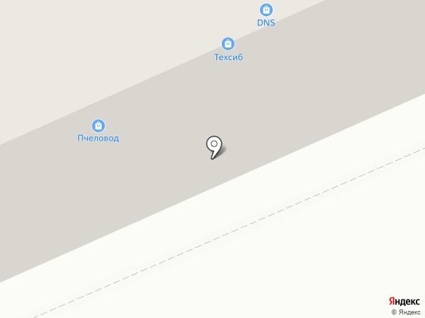 ТехСиб на карте Горно-Алтайска
