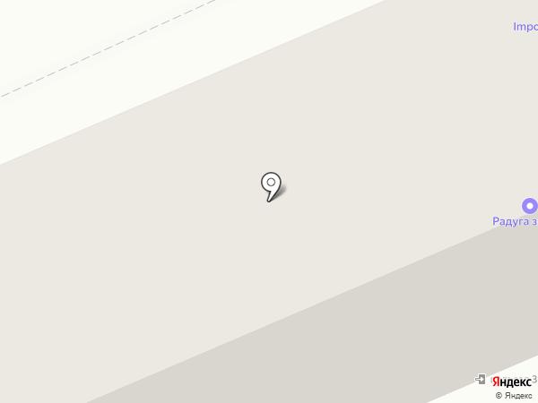 Импокарплюс на карте Горно-Алтайска