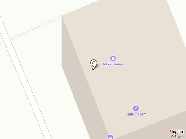 Банк Зенит, ПАО на карте Горно-Алтайска