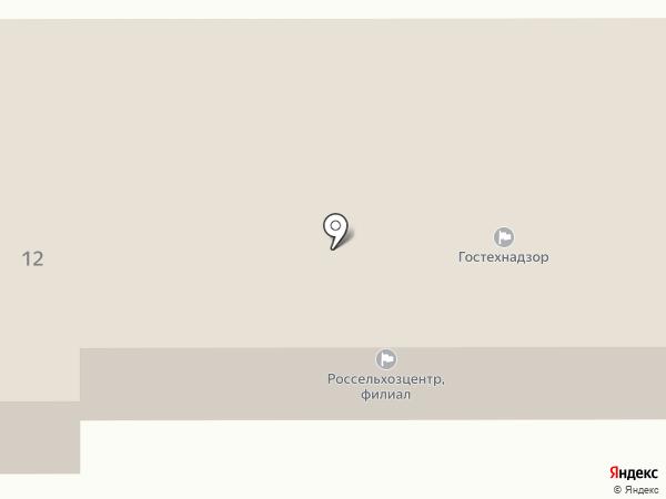 Алтай-Агро на карте Горно-Алтайска