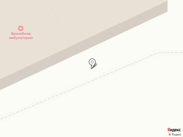 Врачебная амбулатория на карте Пригородного
