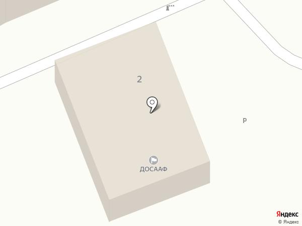 Региональный учебно-технический центр ДОСААФ России Республики Алтай на карте Горно-Алтайска