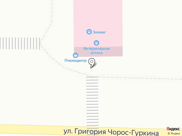 Пирожковая на карте Горно-Алтайска