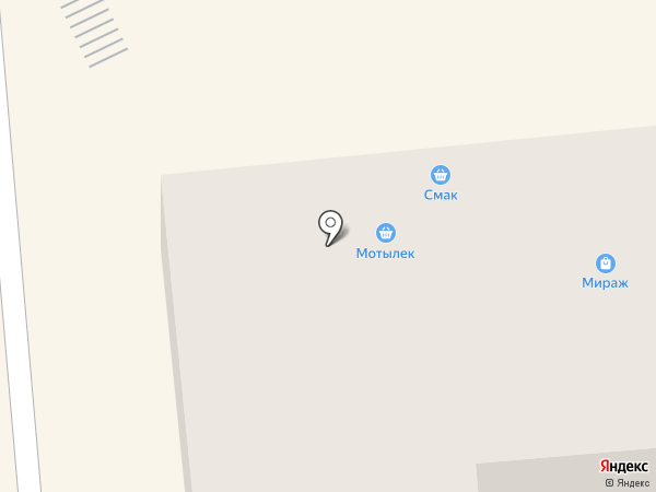 Исток на карте Гурьевска