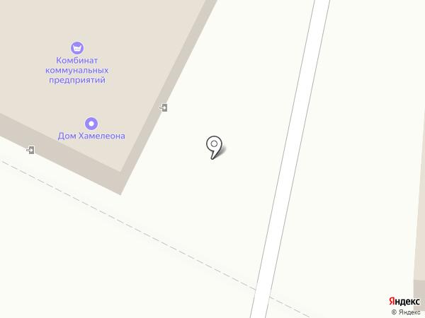 Дом Хамелеона на карте Горно-Алтайска