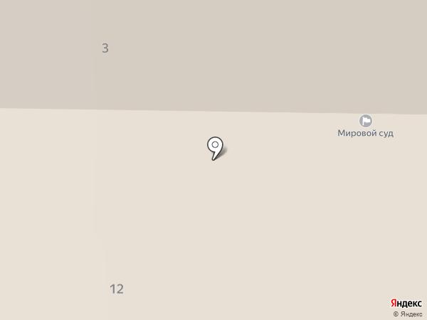 Центральное на карте Горно-Алтайска
