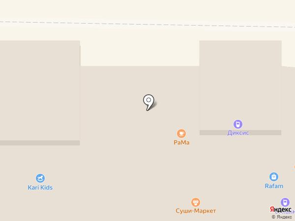 Sandwich club на карте Горно-Алтайска