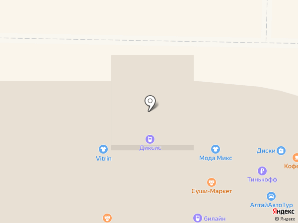 Бодрый день на карте Горно-Алтайска