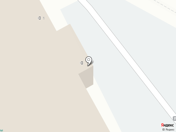Красная гвоздика на карте Горно-Алтайска