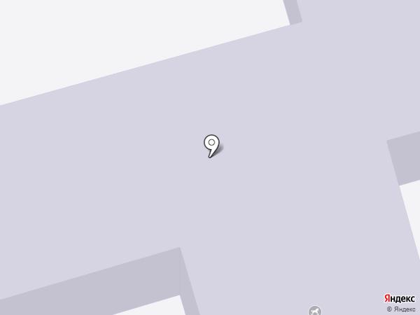 Детский сад №17, Улыбка на карте Гурьевска