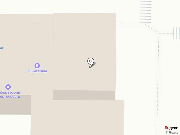 Почтовое отделение №1 на карте Горно-Алтайска