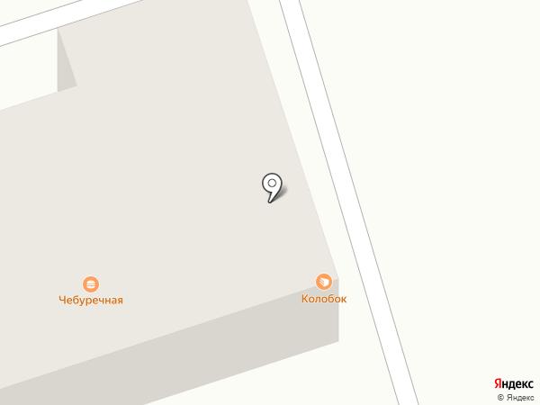 Катрин на карте Гурьевска