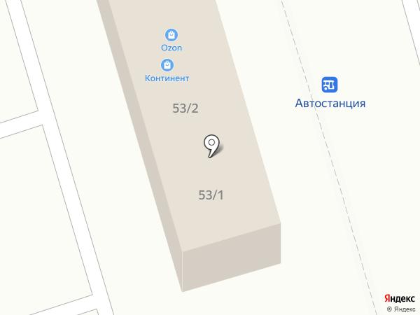 Кедрик на карте Гурьевска