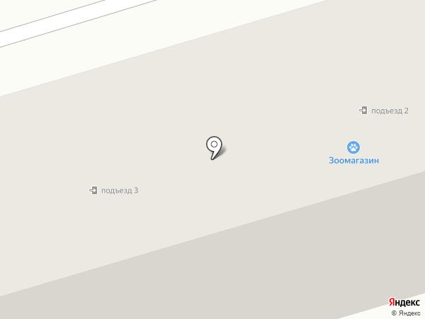 Юредический кабинет на карте Гурьевска
