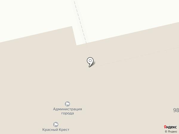 Управление образования Администрации Гурьевского муниципального района на карте Гурьевска