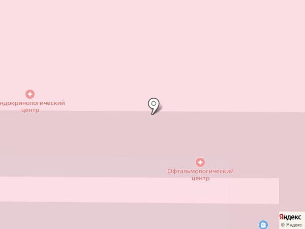 Горно-Алтайская городская поликлиника на карте Горно-Алтайска