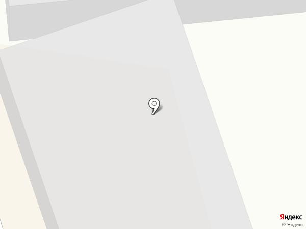 Автомойка на карте Гурьевска