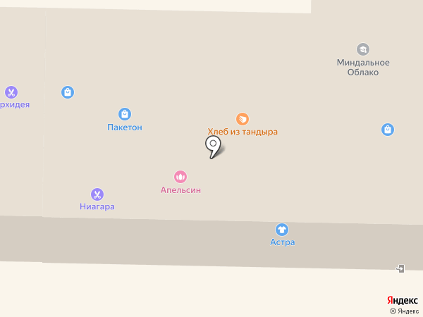 Гиромакс на карте Горно-Алтайска