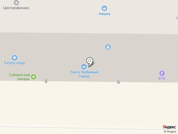 Банк ВТБ 24, ПАО на карте Горно-Алтайска