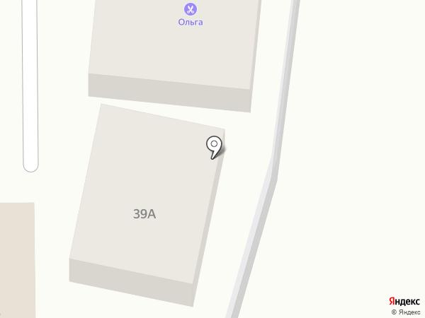 Венд 04 на карте Горно-Алтайска