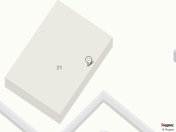 Детский сад №15 на карте Горно-Алтайска