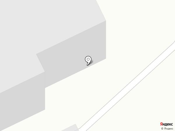 РОСТОК на карте Горно-Алтайска