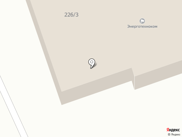 Техномаркет на карте Горно-Алтайска