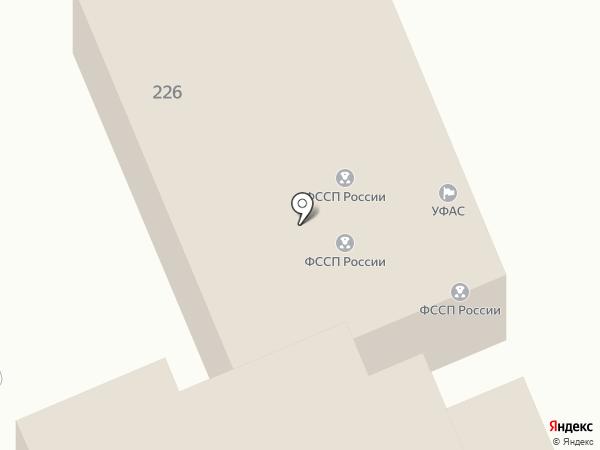 Отдел судебных приставов по г. Горно-Алтайску на карте Горно-Алтайска